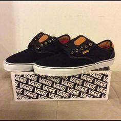 Chima Vans Chima Ferguson pro black men size 11.5 Vans Shoes Athletic Shoes  Furgonetas Negras 9a15bbe18b6