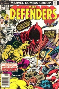 Defenders # 40 by Gil Kane & Klaus Janson