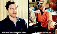When Winston gave his take on Black Friday.