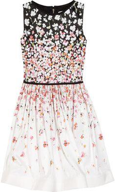 Floral Valentino Dress