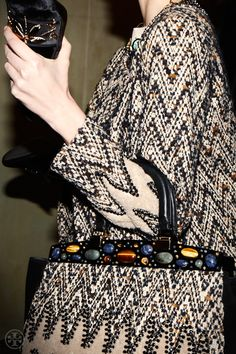Tory Burch Fall 2013 Accessories Report