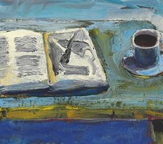 Richard Diebenkorn Still Lifes - Shelley Davies