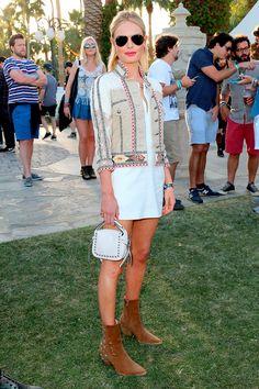 Kate Bosworth at Coachella 2015 - http://www.AmericasMall.com/