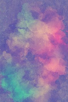 watercolor Wallpaper by xfunkypeacex - - Free on ZEDGE™ I Wallpaper, Galaxy Wallpaper, Wallpaper Ideas, Quote Backgrounds, Colorful Backgrounds, Galaxy 2, Free Ringtones, Soft Grunge, Easy Drawings