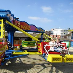 Funland Hayling Island - Amusement Park in Hampshire for the whole family, we offer evrything from thrill rides & kids rides to arcades & Food. Family Days Out, Kids Ride On, Amusement Park, Hampshire, Things To Do, Island, Places, Summer, Travel