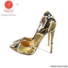 7f9b40a321 Ladies Shoe. Ladies HeelsCocktail WearSnake ...