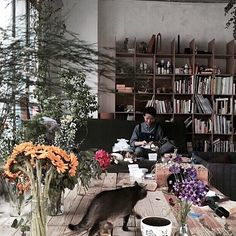 mongkok cafe 小房子