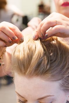 3 easy DIY hair styles for your prettiest week, ever