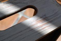 Decorar una caja de madera: cuatro formas para que se vea la veta