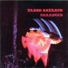 "Black Sabbath, ""Paranoid,"" 1970"