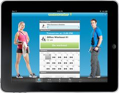 Do the Office Exercises & Stretches Program in Workout Trainer - all about weight lost exercises and i ll teach you how to get nice body Track Workout, Workout Schedule, Workout Trainer, Employee Wellness, Workplace Wellness, Post Workout Stretches, Want To Lose Weight, Losing Weight, Weight Loss