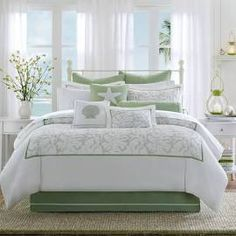 Beach Bedding Sets Cheap for Season Feeling tired? Harbor House Brisbane Comforter Set Want to Relax, don't worry. Holidays are almost here, treat yourself with new things to feel good. Beach Bedding Sets, Bedroom Themes, Comforter Sets, Bedroom Design, Beach Themed Bedroom, Coastal Bedrooms, Beach Bedding, Beach Theme Bedding, Coastal Bedroom