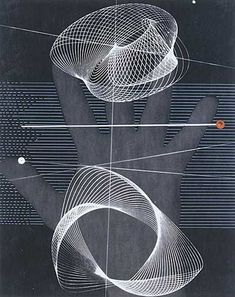 Gyorgy Kepes, Hand and Geometry, 1939