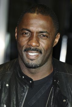 Idris Elba - Sierra Leonean (father) and Ghanaian (mother)