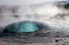 Долина Хаукадалур, Исландия