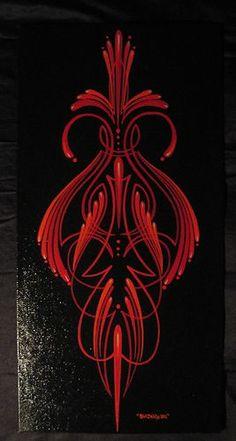 Art,lowrider,scroll,pinstriping,hot,rod,tattoo,shop,rockabilly,street,newbrow