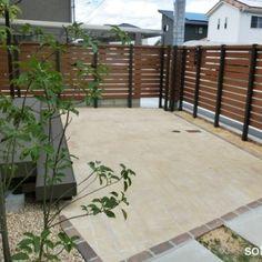 人工木材でメンテナンスフリー My House, Pergola, Deck, House Design, Plants, Furniture, Home Decor, Playpen, Railing Design