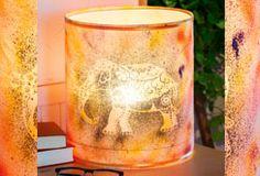 Orientalische Tischlampe