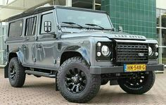 Best 4x4, Land Rover Defender 110, Outdoor Life, Automobile, Monster Trucks, Camping, Land Rovers, Jeeps, Vehicles
