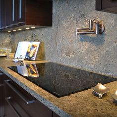 Dark Kitchen Cabinets Design, Pictures, Remodel, Decor and Ideas - page 16