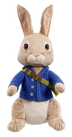 Peter Rabbit Giant Plush Rabbit Peter Rabbit http://www.amazon.co.uk/dp/B00MBFDJDM/ref=cm_sw_r_pi_dp_eXDawb0SXVNNA