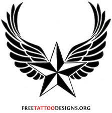 stars tattoos - Google Search