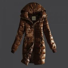 603ba3207e0a France Moncler Coat Women Gold Zip Hooded Coffee Long Outlet Coat Sale, Air  Jordan,