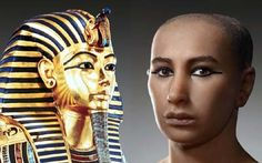 King Tut: DNA Results:  DNA testing has shown that more than half of European men are related to King Tut, while less than 1% of MODERN Egyptians share genetics with the Pharaoh. http://www.youtube.com/watch?v=0t65vXMS_Cw&feature=youtu.be ----  #Aliens #Egypt #DNA