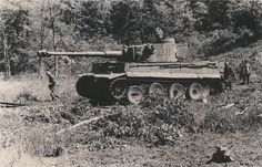 Panzerkampfwagen VI Tiger #tanks #worldwar2