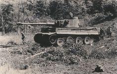 Panzerkampfwagen VI Tiger #tanks #worldwar2