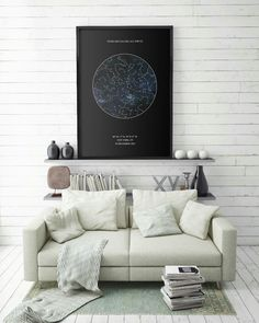 Excited to share the latest addition to my #etsy shop: Star Chart - Star Map - Constellation Map - Custom Star Map - Sky Map - Star Map Art - Map of sky - map constellations - Star map printable #starchart #starmap #constellationmap #customstarmap #skymap #starmapart #mapofsky http://etsy.me/2Dai8Uc