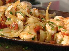 This is one of my favorite recipes to make.  Everyone loves this!  I just tend to dice my onions when I make it. #pasta