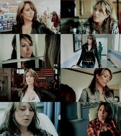 the strongest female character on tv! gemma teller-morrow! SONS OF ANARCHY