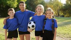 Get the Perfect Soccer Uniforms for Your Kids #soccer #football #kids #fashion #sport