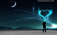 beautiful blue hearts | Romantice wallpaper valentine day |