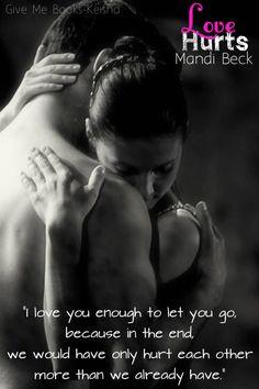 Love Hurts by Mandi Beck