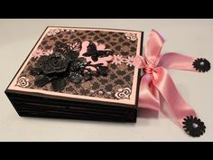 Tutorial Scrapbook (deutsch) - YouTube