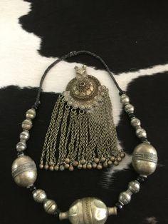 Vintage Arabic jewelry