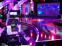 TV with Thinus: PICTORIAL: A photo tour of the SABC's impressive set at the SABC Broadcast Centre in Sandton.