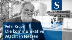Peter Kruse: Die kommunikative Macht in Netzen  Kollektive Intelligenz - CLAUD braining - Wir gehen ein paar spannenden Jahre entgegen.