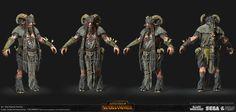 ArtStation - Total War : Warhammer - Bray Shaman, Tom Parker