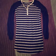 SO Intimate Black & White stripe Shirt. Size XL SO Intimate long sleeve black & white striped shirt. Size XL. Oversized style fit. Diamond button up neck. Will fit any size depending on how you wear/style itReally cool & comfy! SO Tops Camisoles