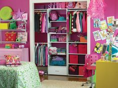 Adjustable shelving keeps clothes within reach as your young one begins choosing outfits and learning to clean up.