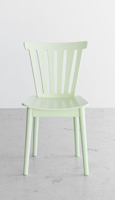 Limited edition mint green BRÅKIG chair, £40, available in-store.