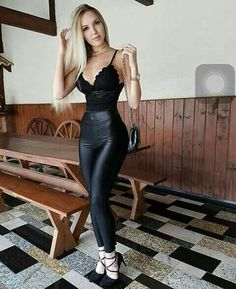 25 Gorgeous Lingerie Sets for a Sweet or Sexy Valentines Day Mothers Day or Birthdays Womens Clothing Lingerie Sleep Lounge Lingerie Bras Everyday Bras Bodysuit Nightwe. Body Suit Outfits, Hot Outfits, Casual Outfits, Cardigan Outfits, Girl Fashion, Fashion Outfits, Womens Fashion, Style Fashion, Leather Pants Outfit