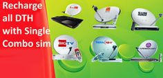 Balaji Clientele Resolution Pvt. Ltd. DTH Recharge My Recharge currently provide Recharge facility to all Leading DTH companies users Like Dish TV, TATA Sky, Big TV, Sun TV, Videocon & Airtel.