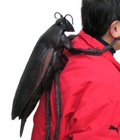 Creative Backpacks and Cool Backpack Designs -- NO NO NO NO NO NO NO NO!