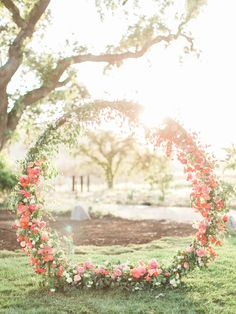 Photography: Caroline Tran - carolinetran.net Read More on SMP: http://www.stylemepretty.com/2016/06/09/weve-found-the-girly-wedding-inspo-of-your-dreams/
