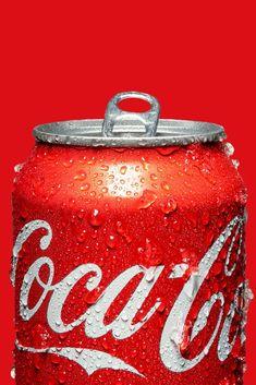 Coca Cola Can, Always Coca Cola, Coca Cola Bottles, Coke Cans, Pepsi, Cola Dose, Coca Cola Pictures, Coca Cola Wallpaper, Neon Aesthetic
