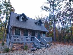 Brand New Honeymoon and Couples Cabin - Broken Bow Beaver Bend, Broken Bow, Ways To Relax, Shiloh, Cabin Rentals, Rental Property, Best Vacations, Porch Swing, Washer And Dryer